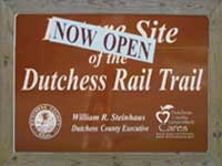 Dutchess Rail Trail Is Open